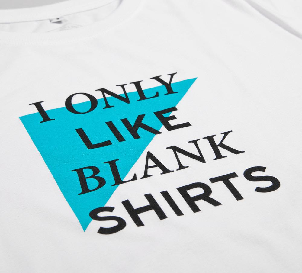 LIKE BLANK SHIRTS - white shirt | NATRI - Shirt Label - Shop