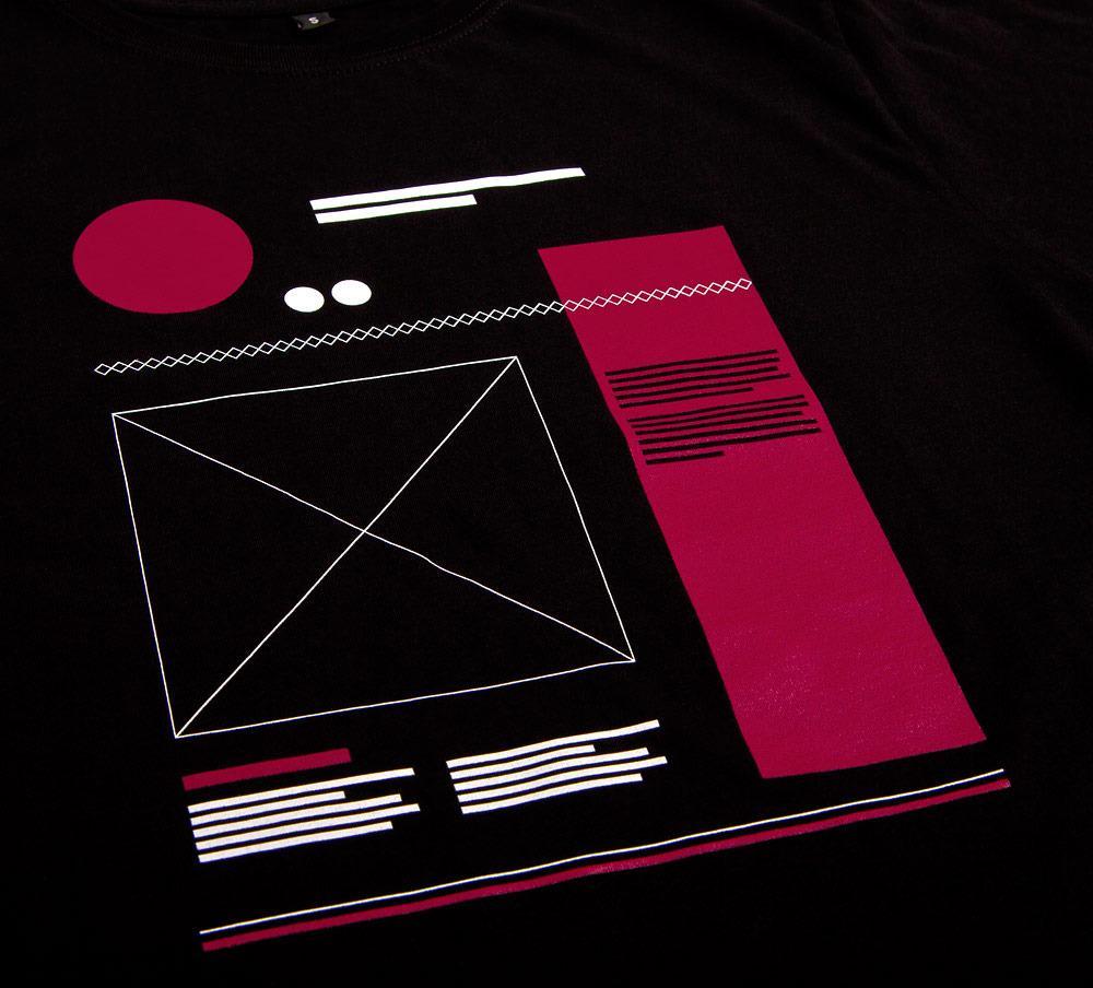 WIREFRAME - black shirt   NATRI - Shirt Label - Shop