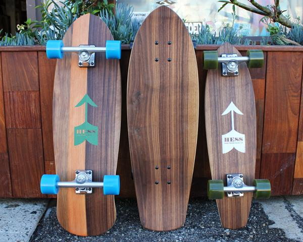 Hess Skateboards - Venice Beach - Mollusk Surf Shop