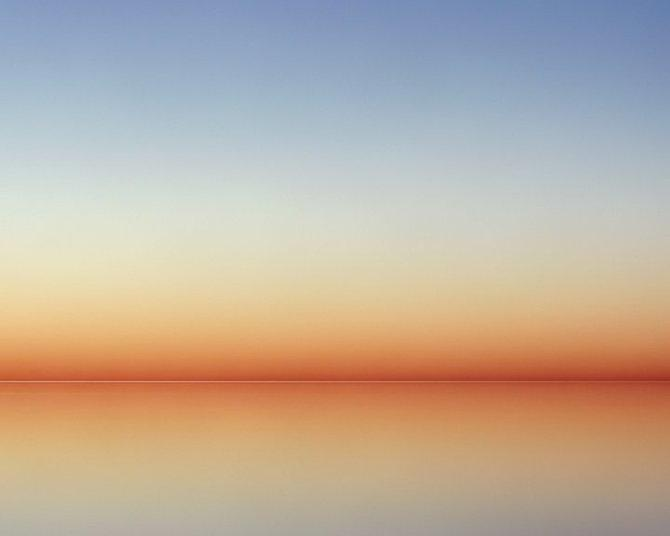 Minimalistic Landscapes by Murray Fredericks