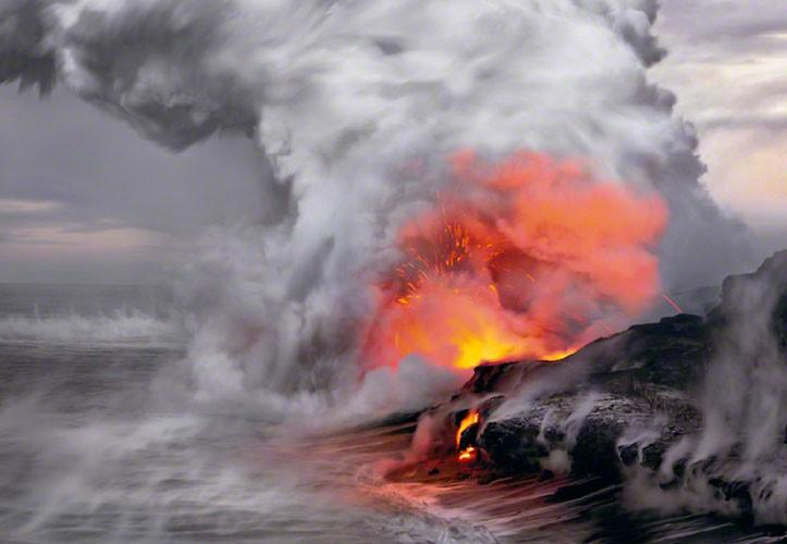Pele's Whisper - Volcanoes - The Work