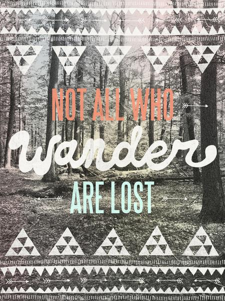 Wander Art Print by Wesley Bird | Society6
