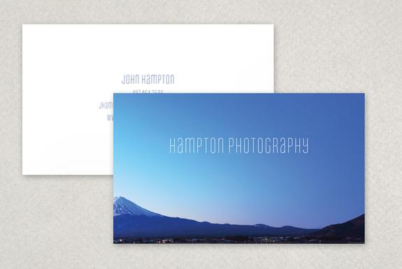 Photography Business Card Template Sample | Inkd