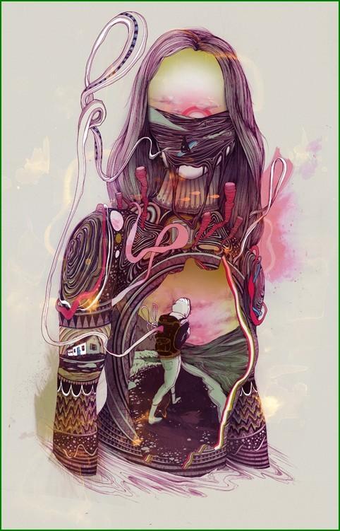 Illustrations / inside color