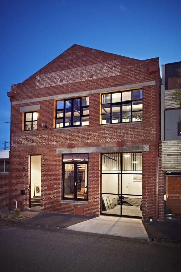 Beautiful Houses: The Abbotsford Warehouse Apartments | Abduzeedo | Graphic Design Inspiration and Photoshop Tutorials