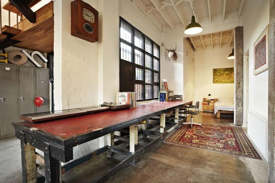 Beautiful Houses: The Abbotsford Warehouse Apartments   Abduzeedo   Graphic Design Inspiration and Photoshop Tutorials