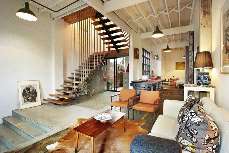 Beautiful Houses: The Abbotsford Warehouse Apartments | Abduzeedo | Graphic Design Inspiration and Photoshop Tutorials