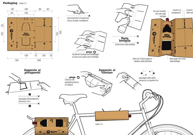 Bike and Paper by Francesca Ghigo » Design You Trust – Design Blog and Community