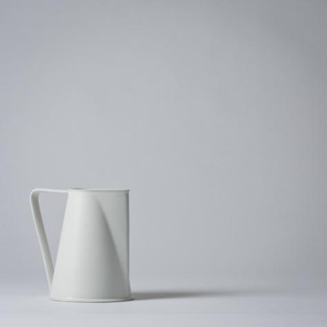Mjölk : Ceramic pitcher by Masanobu Ando - Pitcher