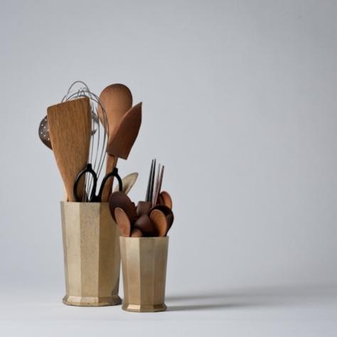 Mjölk : Oji Masanori Brass tool holder - large - Brass tool holder - large