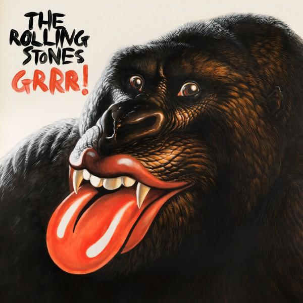 GRRR! The Rolling Stones announce greatest hits album   The Rolling Stones