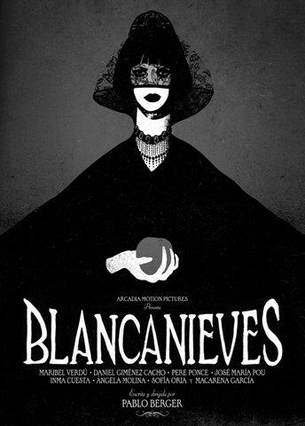 Póster Blancanieves