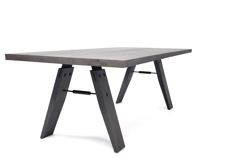 Eiken tafel Branch | Odesi: Dutch Design Online