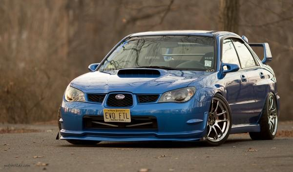 meatyflush WRX ‹ Hellaflush™ // Since 2003