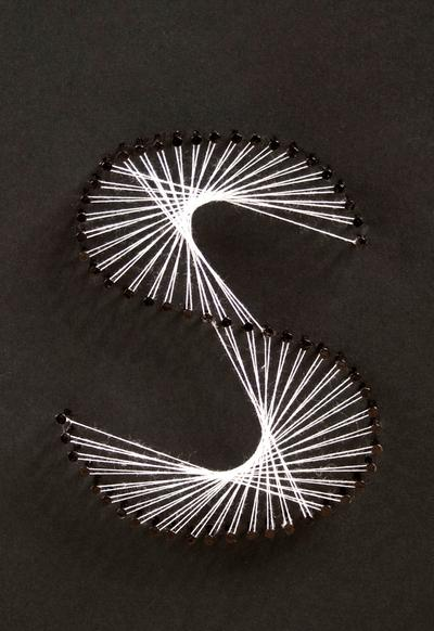 Top Ten Thursday: 3-D Handmade Typography | design*loved