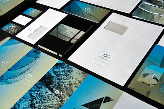 CoPlanner corporate design
