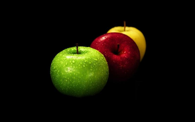fruits,apples fruits apples black background 1680x1050 wallpaper – fruits,apples fruits apples black background 1680x1050 wallpaper – Apple Wallpaper – Desktop Wallpaper