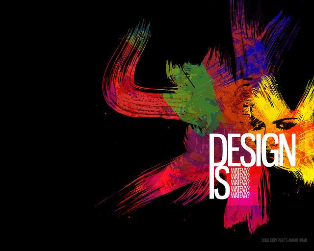 Design is WATEVA! | Flickr - Photo Sharing!