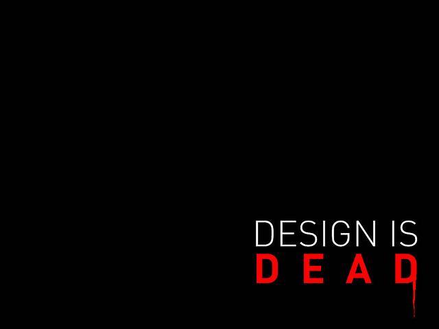 designIsDead | Flickr - Photo Sharing!