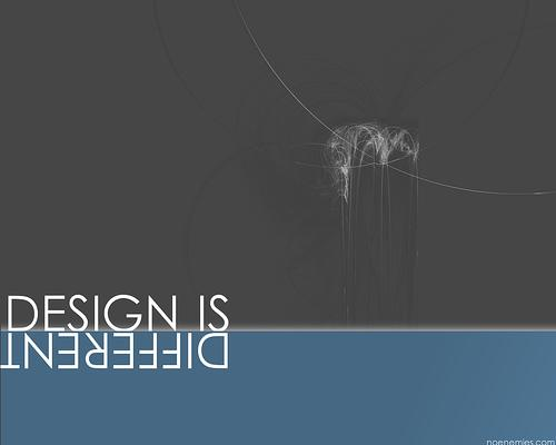 Design Is Different | Flickr - Photo Sharing!