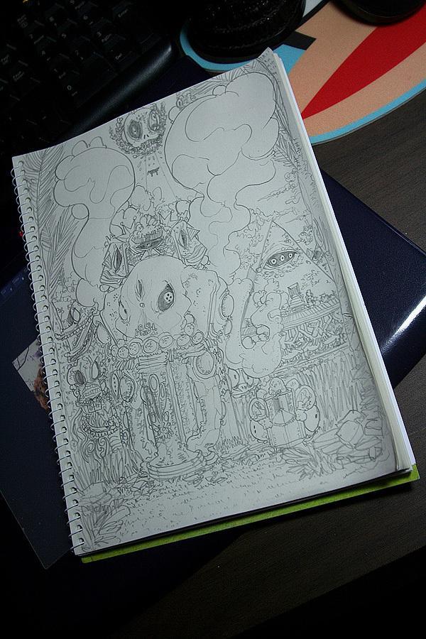 Idea Sketch 2012