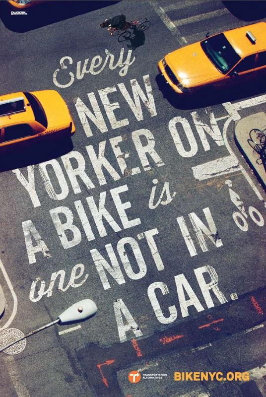 Take Action | BikeNYC