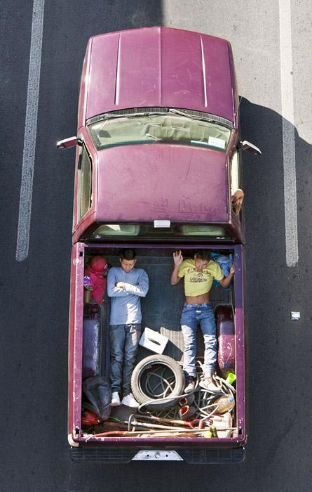 Alejandro Cartagena » New work/ Car Poolers 2011-2012