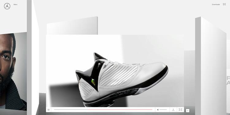 Air Jordan 2009 - Académie
