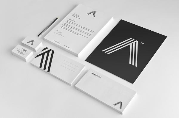 Aether Sign™ / Corporate identity — Designspiration