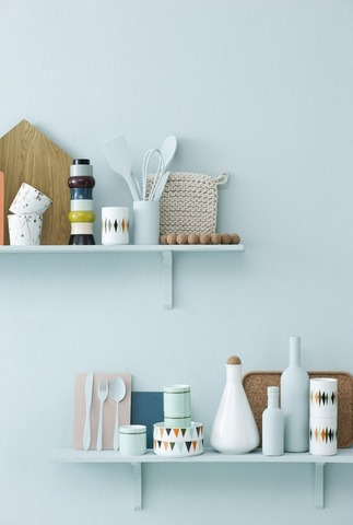From Scandinavia with love - design & style (Products from Danish Ferm Living.)