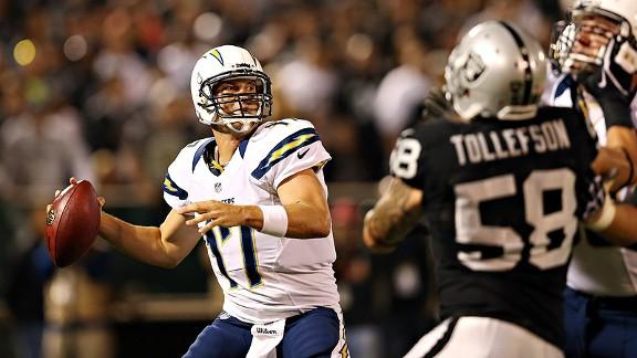 Philip Rivers snaps out of mistake funk - AFC West Blog - ESPN