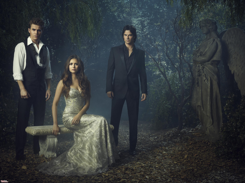 Upí?í deníky | The Vampire Diaries