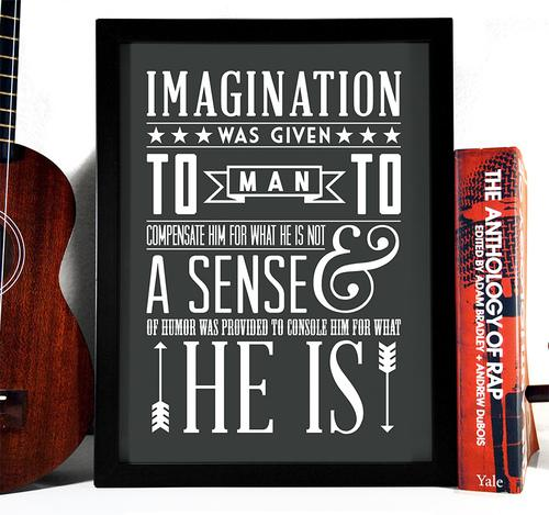 25 wonderful designs using typography