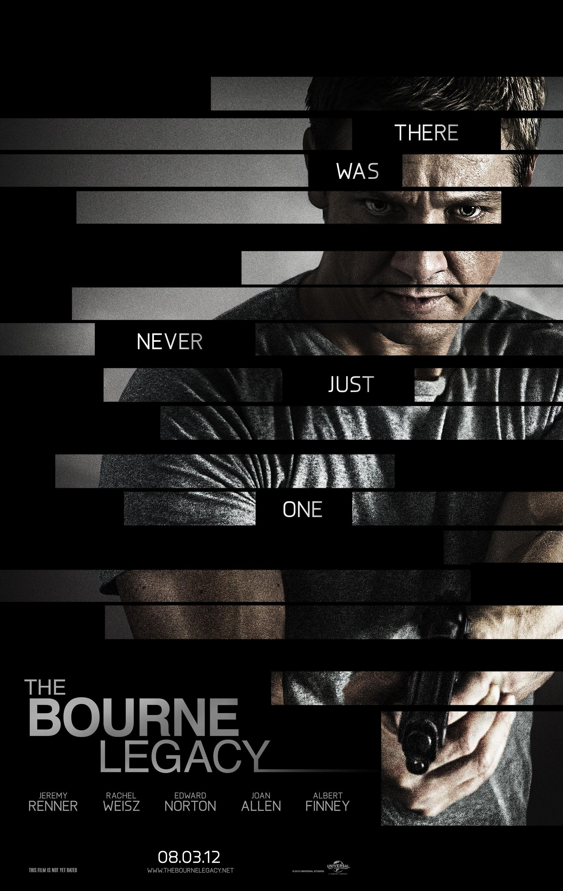 The Bourne Legacy: Mega Image Sized Movie Poster - Internet Movie Poster Gallery Prix