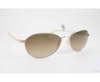 Voyage Eyewear - Oliver Peoples Aero 57 Gold | Voyage Eyewear