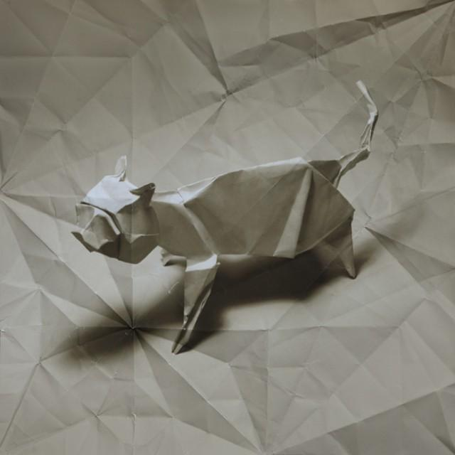Origami Animals – Fubiz™
