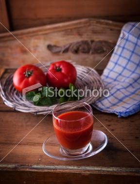 Tomato juice | Stock Photo | iStock