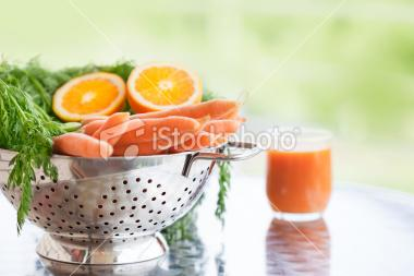 Carrot and orange juice | Stock Photo | iStock