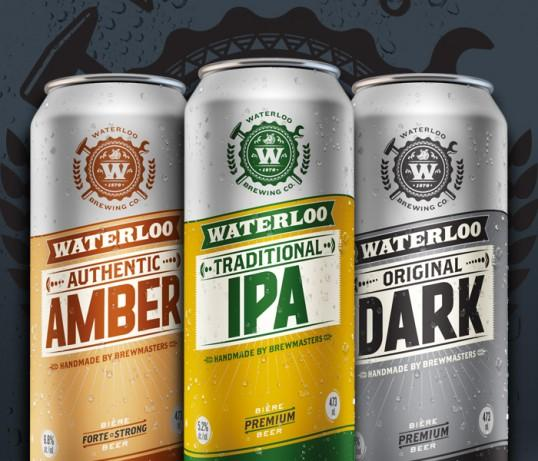 The Waterloo Brewing Co. | Lovely Package