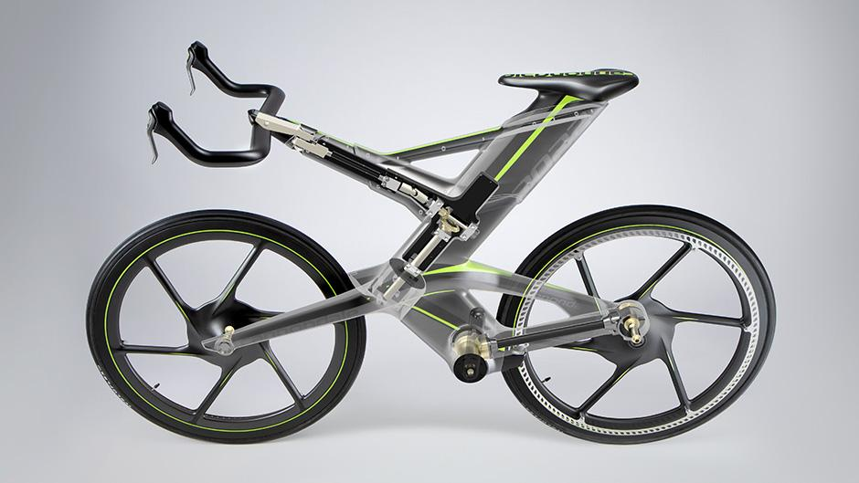 Priority Designs :: Bike Engineering & Prototype