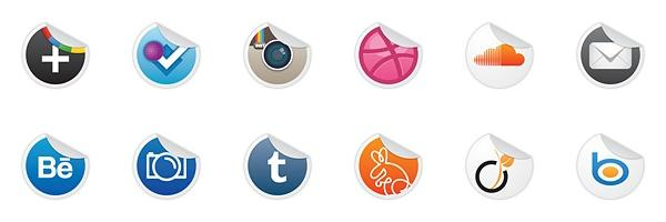 Socialize Part 4 Icon Set - DryIcons