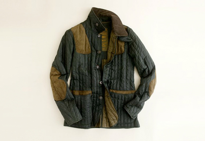 Barbour® X To Ki To Sporting Quilt Jacket | Clothes Before Hoes