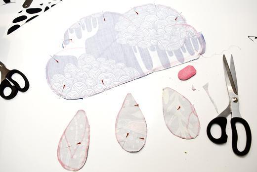 Puteskyer med an-magritt | Tekstileriet | LIVET HJEMME