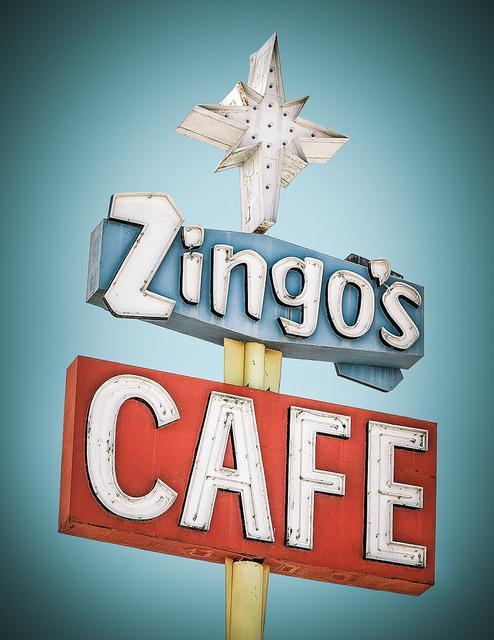Zingo's Cafe | Flickr - Photo Sharing!