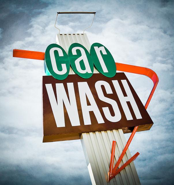 Lakeside Car Wash   Flickr - Photo Sharing!