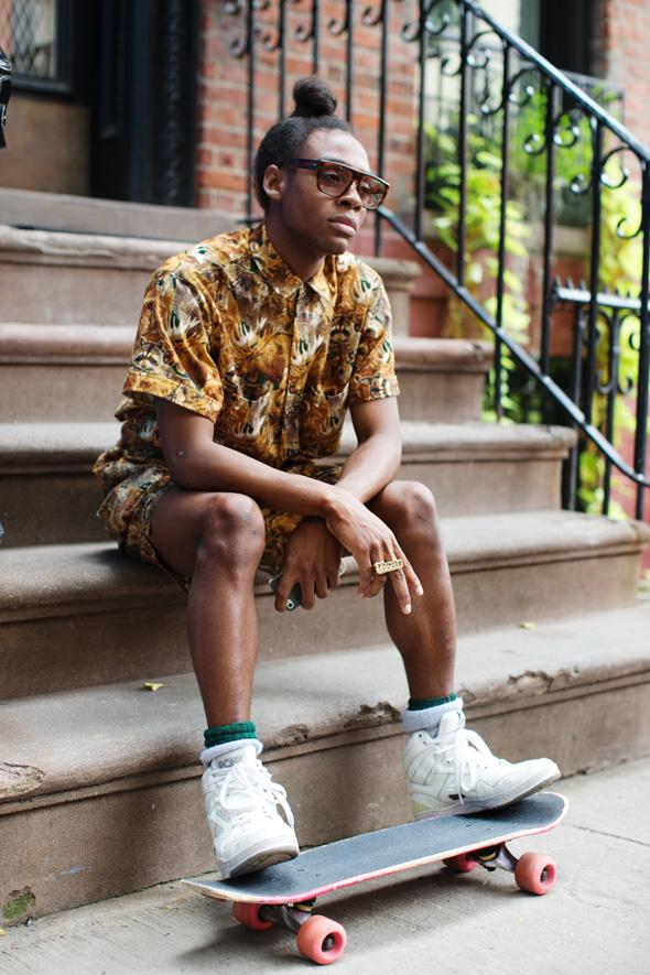 On the Street…..Bethune St., New York « The Sartorialist