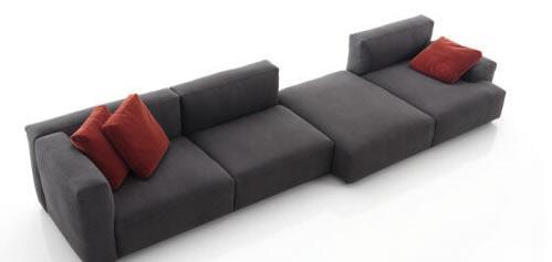 sofaprogramm mex cube von cassina