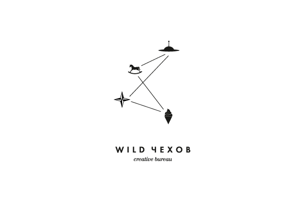 Identity & Web for Event-Agency Wild Chekhov