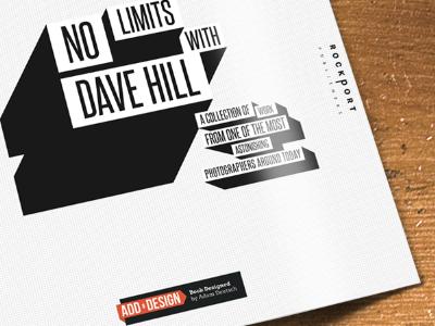Book Title Page by Adam Deutsch