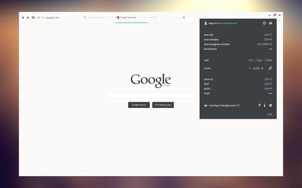 Google Chrome Project